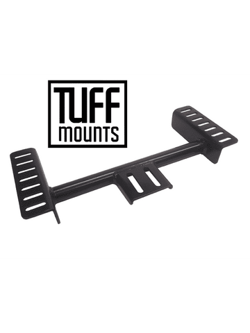 TUFF MOUNTS TUBULAR GEARBOX CROSSMEMBER TO SUIT VB-VK COMMODORE'S WITH T350 AND POWERGLIDE.
