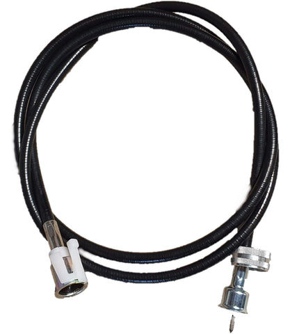 Mechanical Drive Cable, Clip-on, fits VL Commodore Speedometer