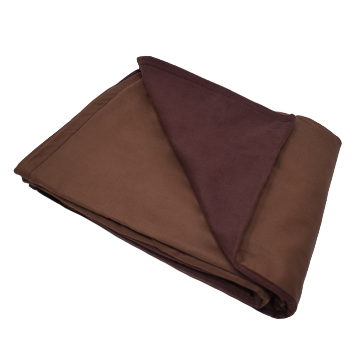 10LB Brown (Deluxe) Cotton and Flannel