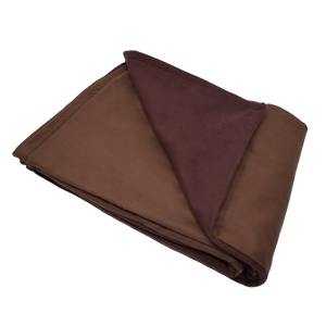 5LB Brown Cotton and Flannel