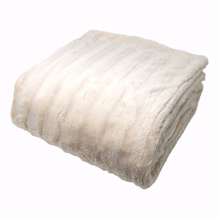 Fur Weighted Blankets