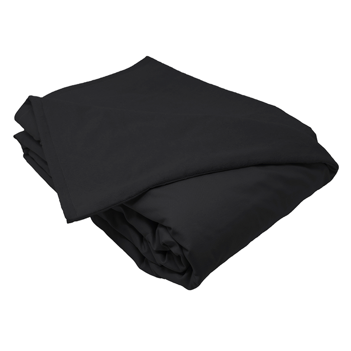 13LB Black Cotton and Flannel