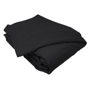4lb Black Cotton and Flannel