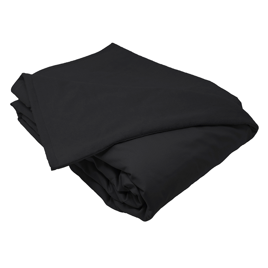 6LB Black Cotton and Flannel