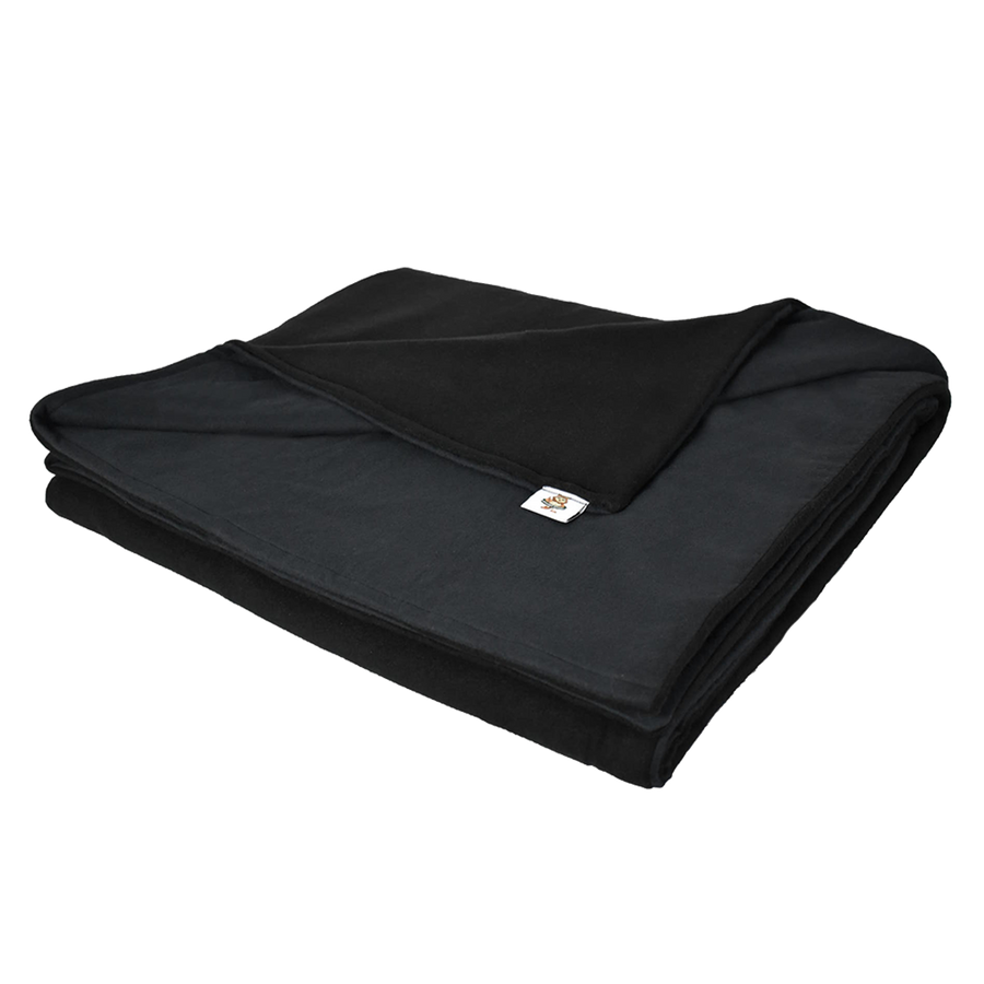 7LB Black (Deluxe) Fleece and Flannel