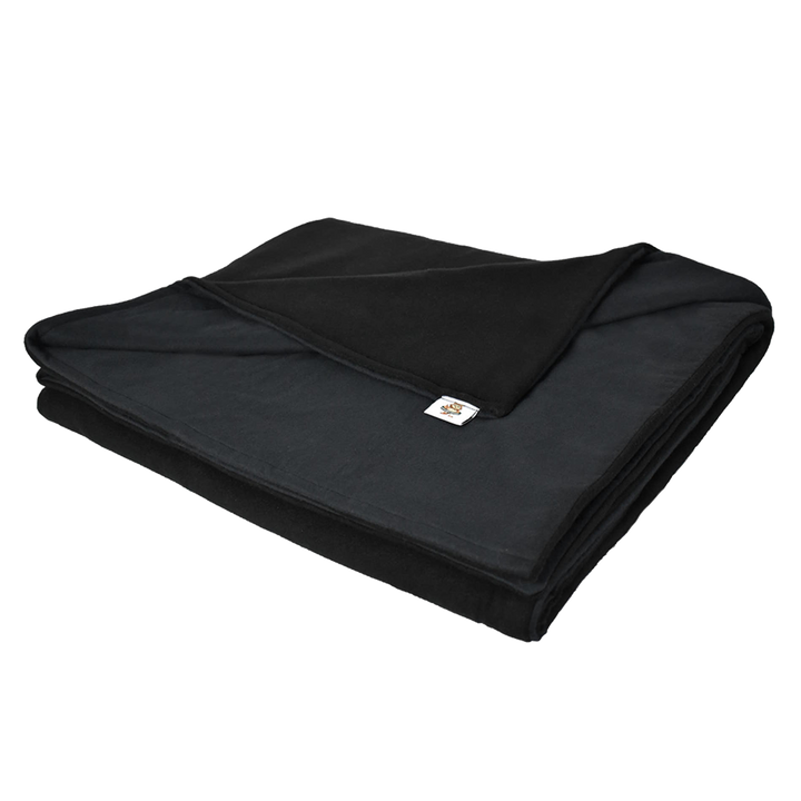 10LB Black (Deluxe) Fleece and Flannel