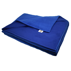10LB Blue (Large) Fleece and Flannel