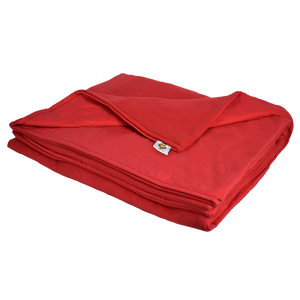 4LB Red Fleece and Flannel