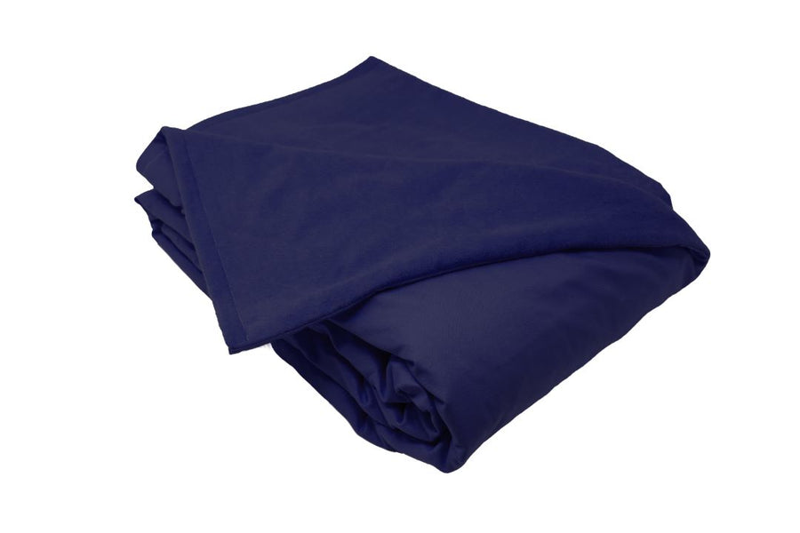 8LB Navy (Deluxe) Cotton and Flannel