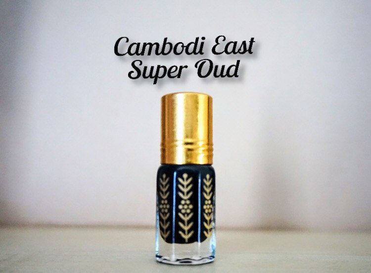 Cambodi East Super Oud|agarwood oil|eid gift|oudh oil|natural essential oil|fragrance|luxury scent|unisex gift|عود