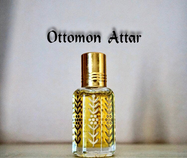 Ottomon Attar| Body Fragrance | father's day 2020 | fathers day presents | Alcohol Free Fragrance|attar|natural perfume|eid gift