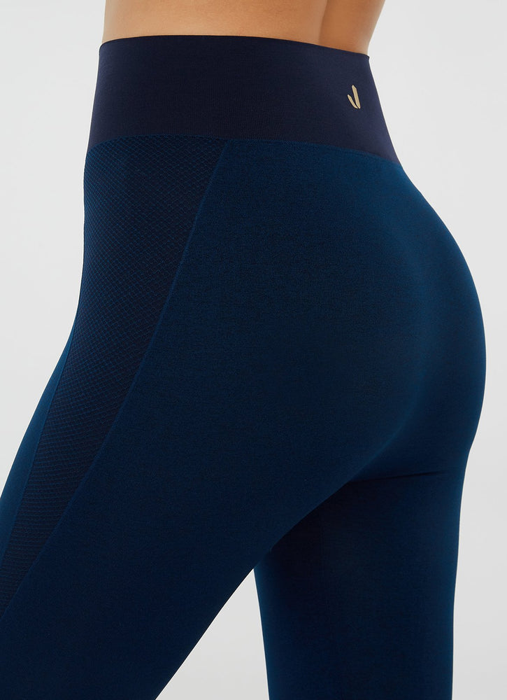 Jerf Baft Navy Blue Leggings