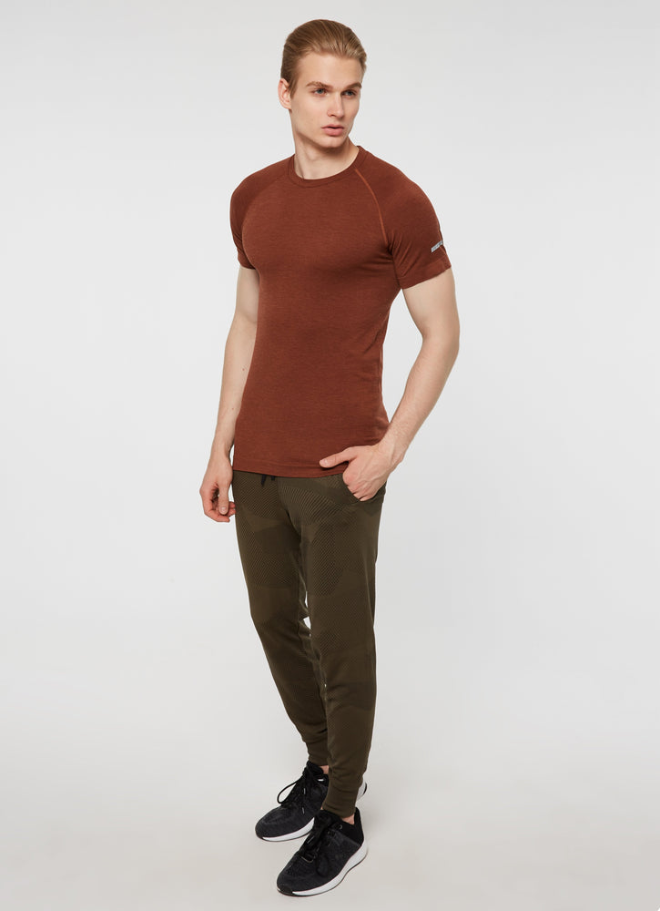 Jerf Binic Brown T-Shirt