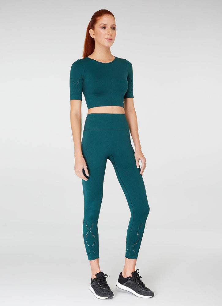 Jerf Naples Econyl Green Legging