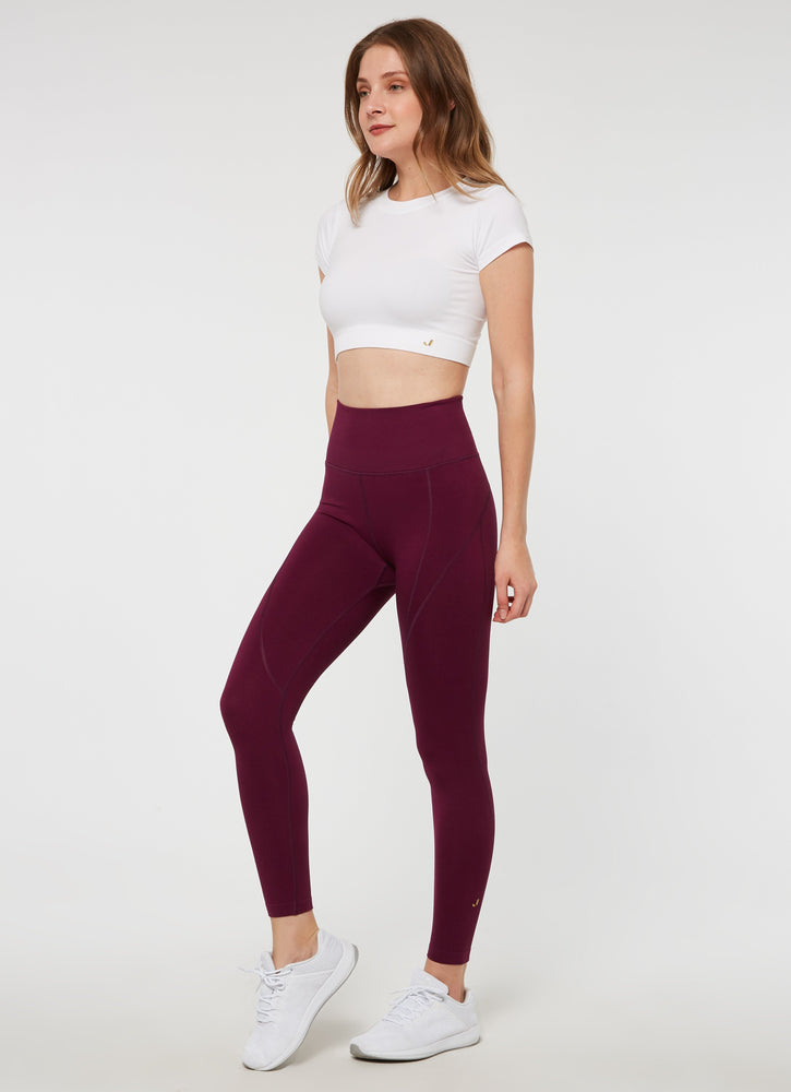 Jerf Pine Purple Legging
