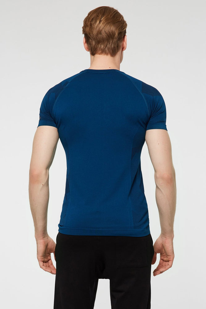 Jerf Provo Navy Blue T-Shirt