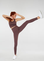 Jerf Sanibel Econyl Brown Legging