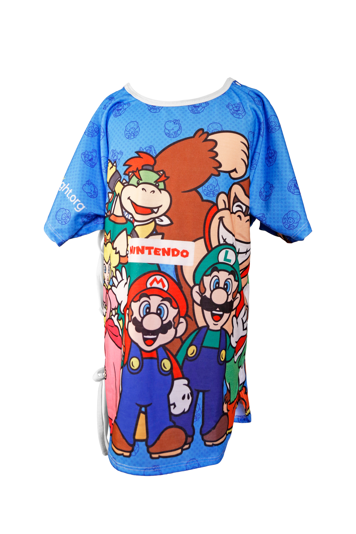 Nintendo All Stars Gown