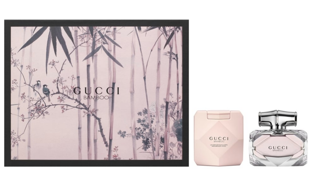 Gucci Bamboo Gift Set 50ml EDP + 100ml Body Lotion
