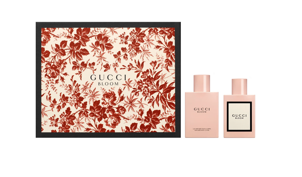 Gucci Bloom Gift Set 50ml EDP + 100ml Body Lotion
