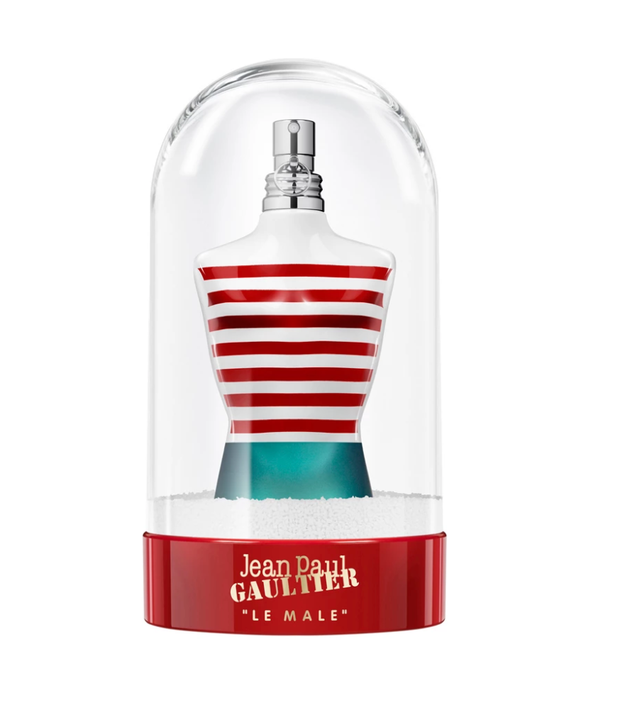 Jean Paul Gaultier Le Male Snowglobe Collectors Edition Eau de Toilette 125ml Spray