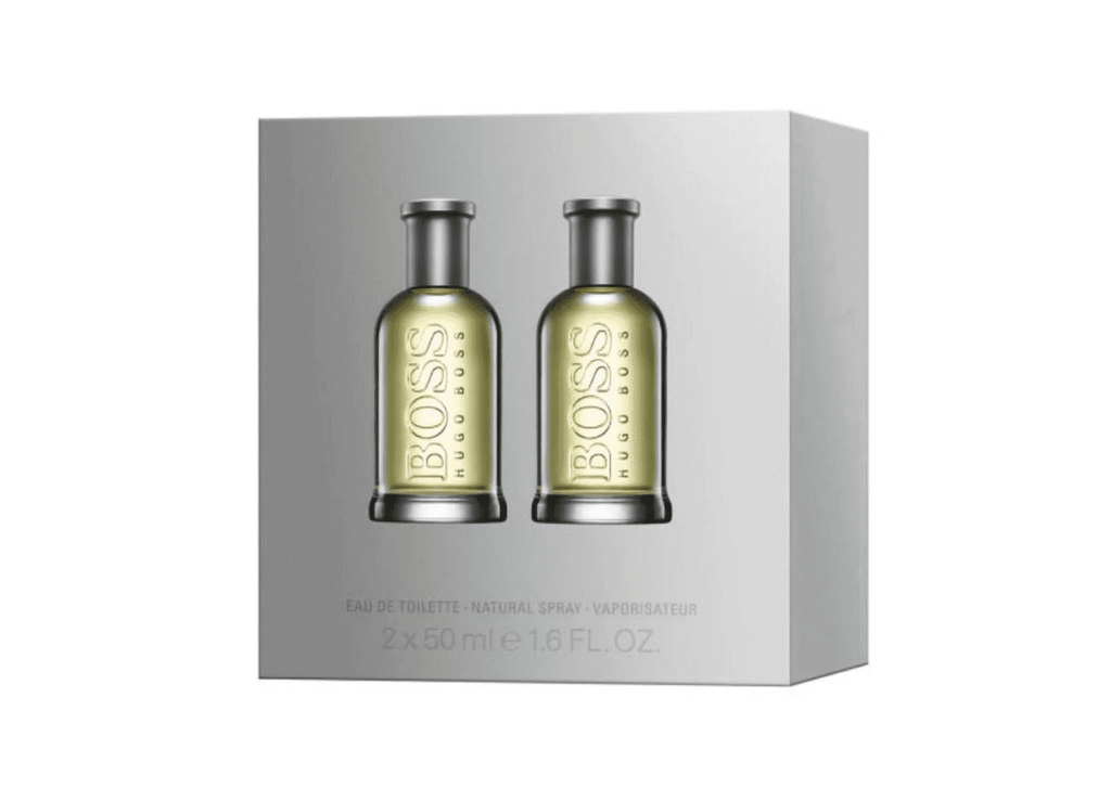 Hugo Boss Boss Bottled Gift Set 2 x 50ml EDT