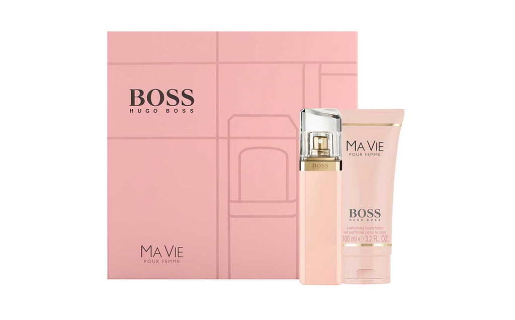 Hugo Boss Boss Ma Vie Gift Set 50ml EDP + 100ml Body Lotion