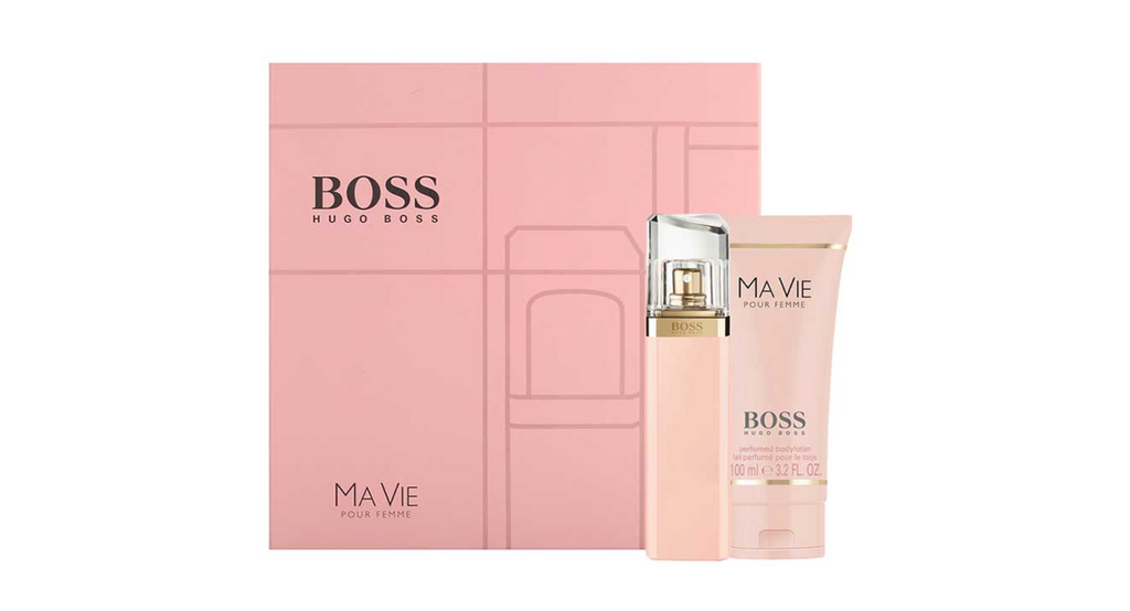 Hugo Boss Boss Ma Vie Gift Set 75ml EDP + 200ml Body Lotion