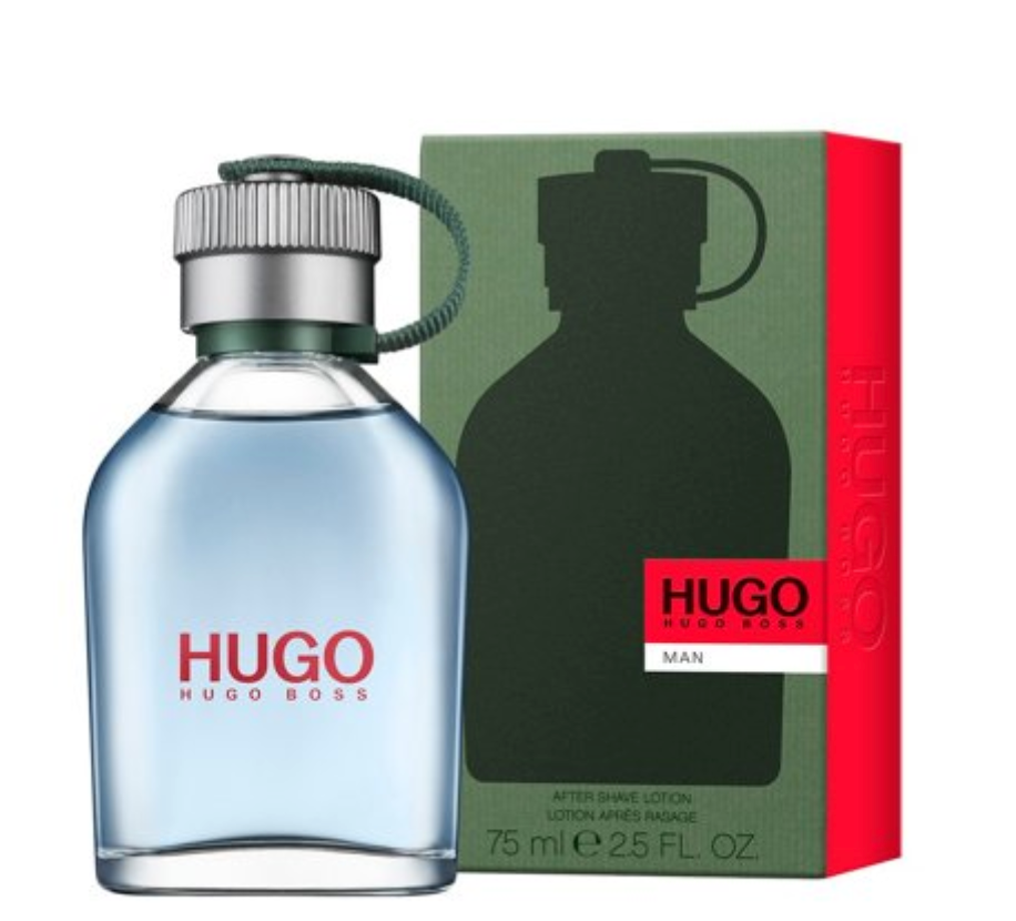 Hugo Boss Hugo Aftershave Lotion 75ml Splash