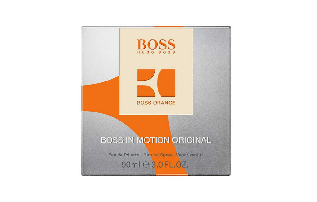 Hugo Boss In Motion Eau de Toilette 90ml Spray