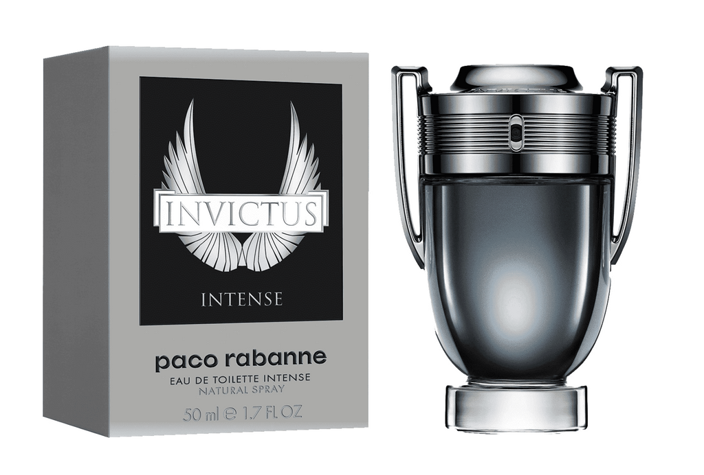 Paco Rabanne Invictus Intense Eau de Toilette 100ml Spray