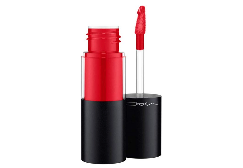 MAC Versicolour Glass Lip Gloss 8.5ml - Resilient Rouge