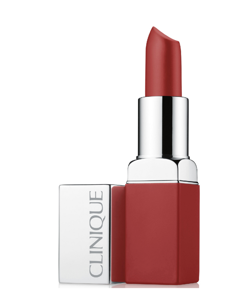 Clinique Pop Matte Lip Colour And Primer 3.9g - 02 Icon Pop