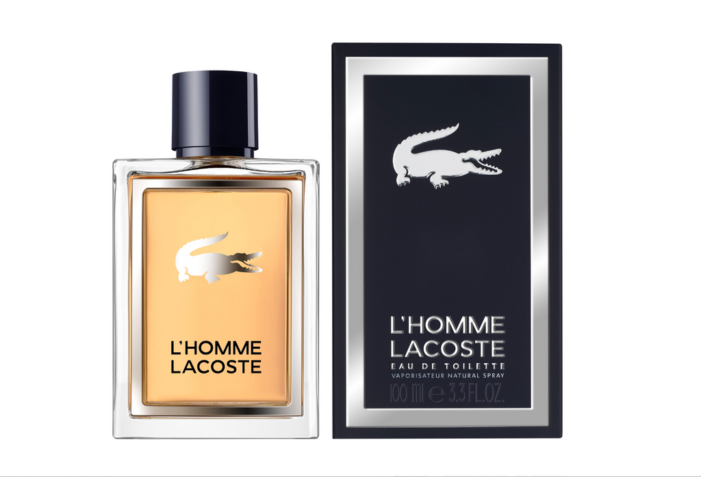 Lacoste L'Homme Eau de Toilette 100ml Spray