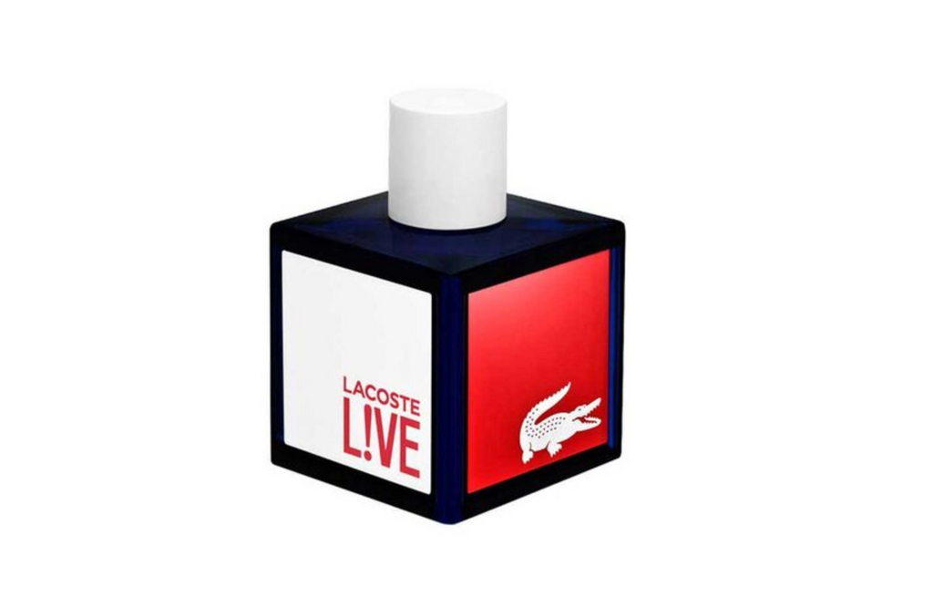 Lacoste Live Eau de Toilette 60ml Spray
