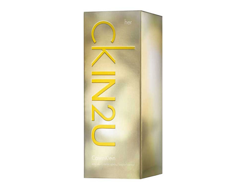 Calvin Klein IN2U Eau de Toilette 50ml Spray