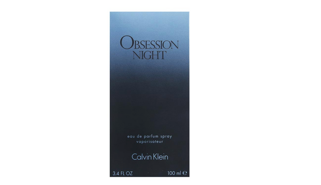 Calvin Klein Obsession Night Eau de Parfum 100ml Spray