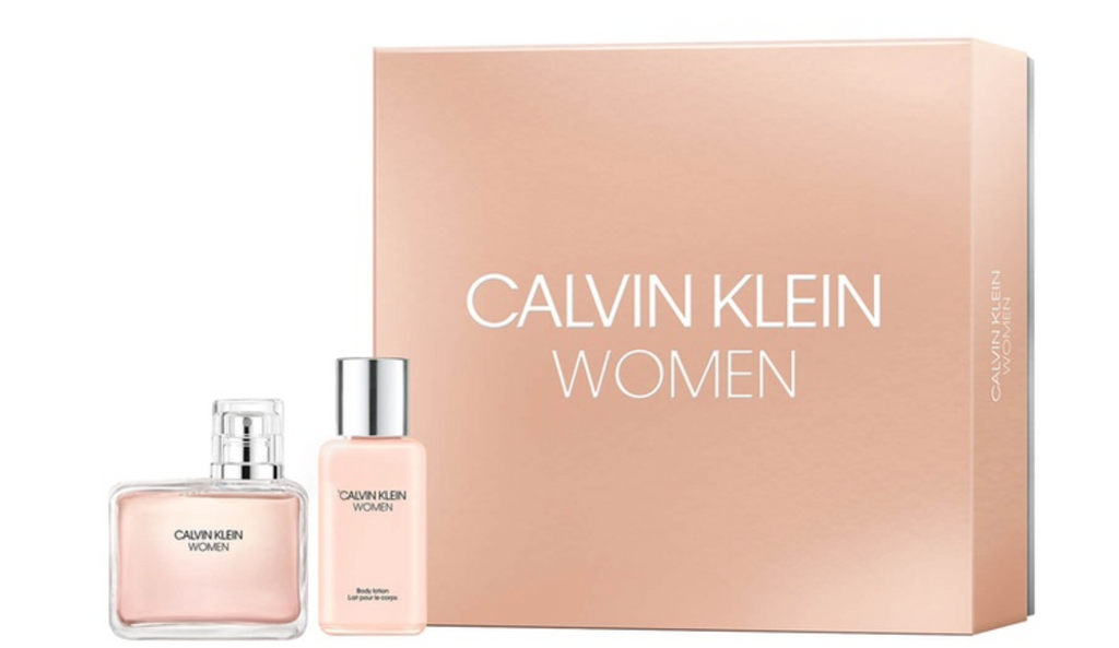 Calvin Klein Women Gift Set 50ml EDP + 10ml EDP