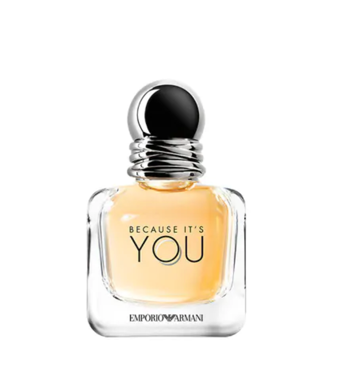 Giorgio Armani Because It's You Eau de Parfum 150ml Spray