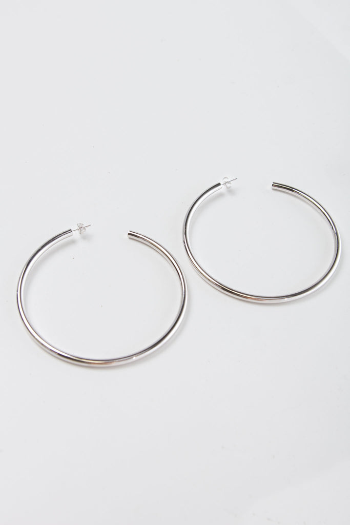 CISCO HOOP MEDIUM [SILVER]