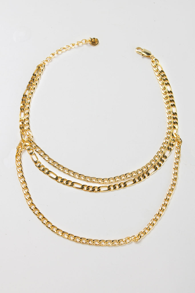 STACKED CHAIN [GOLD]