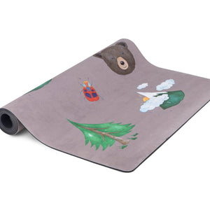 Printed Kids Yoga Mats
