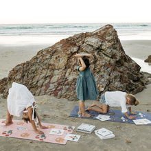 Load image into Gallery viewer, Printed Kids Yoga Mats