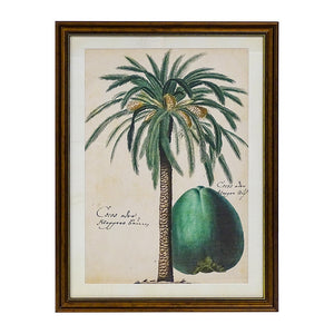 Vintage Palms Wall Art
