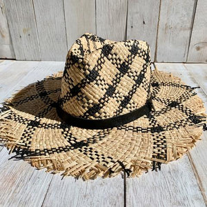 Criss Cross the Line Hat