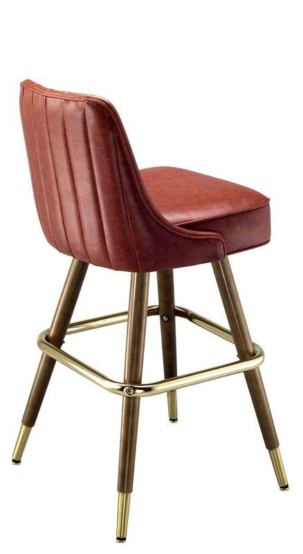 Channel Back Bar Stool-Richardson Seating