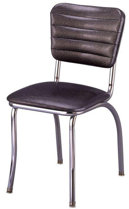 Channel Back Diner Chair-Richardson Seating