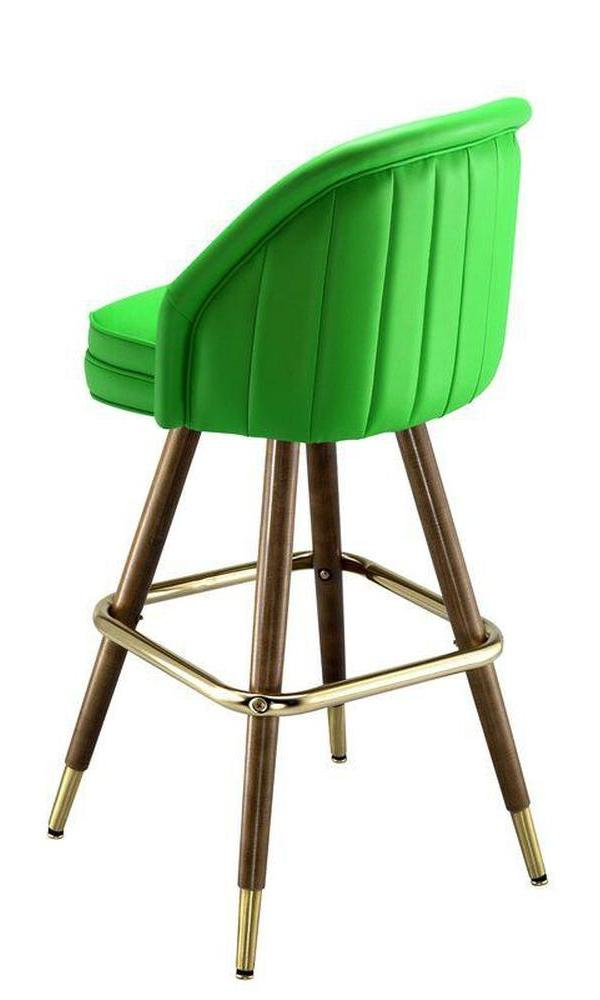 Channeled King Bar Stool-Richardson Seating