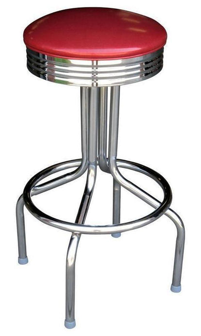 Chrome Bar Stool - 1671-Richardson Seating