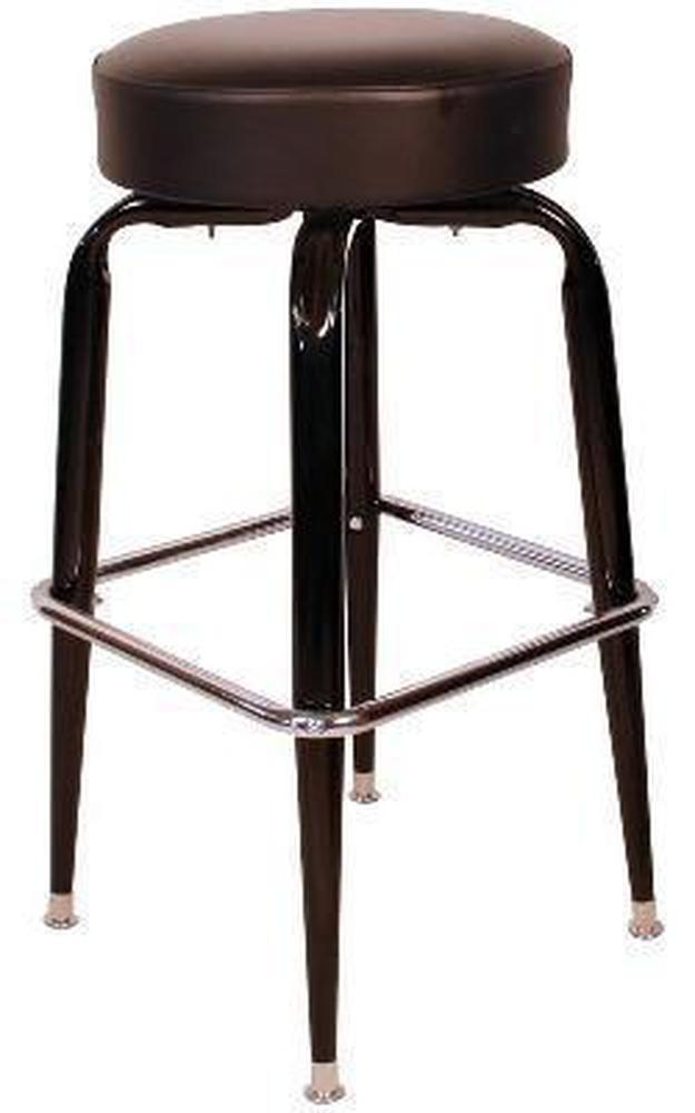 Crossover Frame Bar Stool - 1419-Richardson Seating